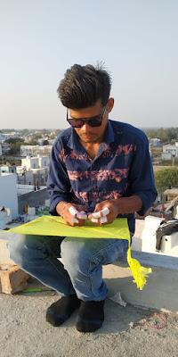 Uttarayan the Kites Festival