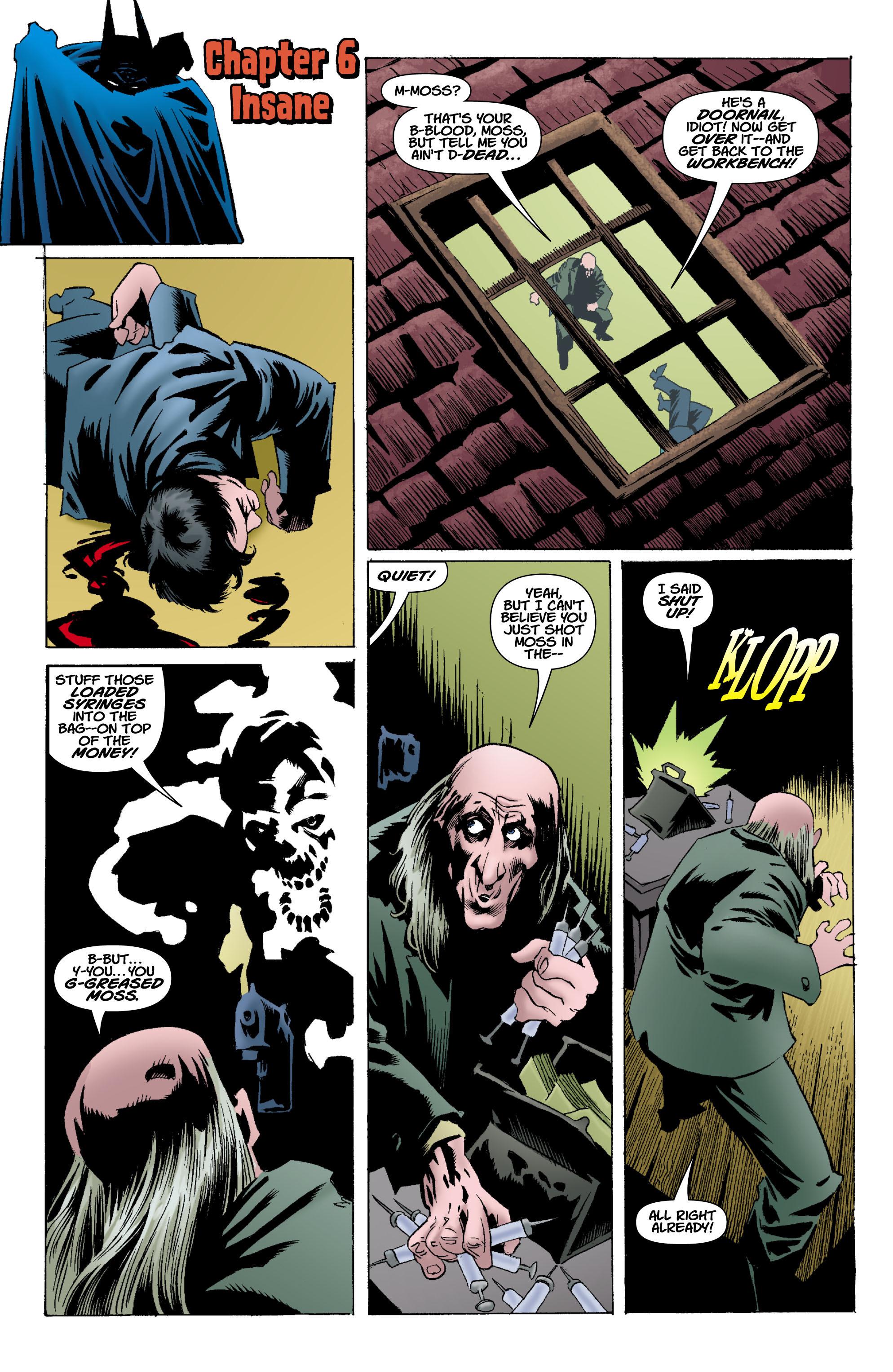 Read online Batman: Unseen comic -  Issue #2 - 18