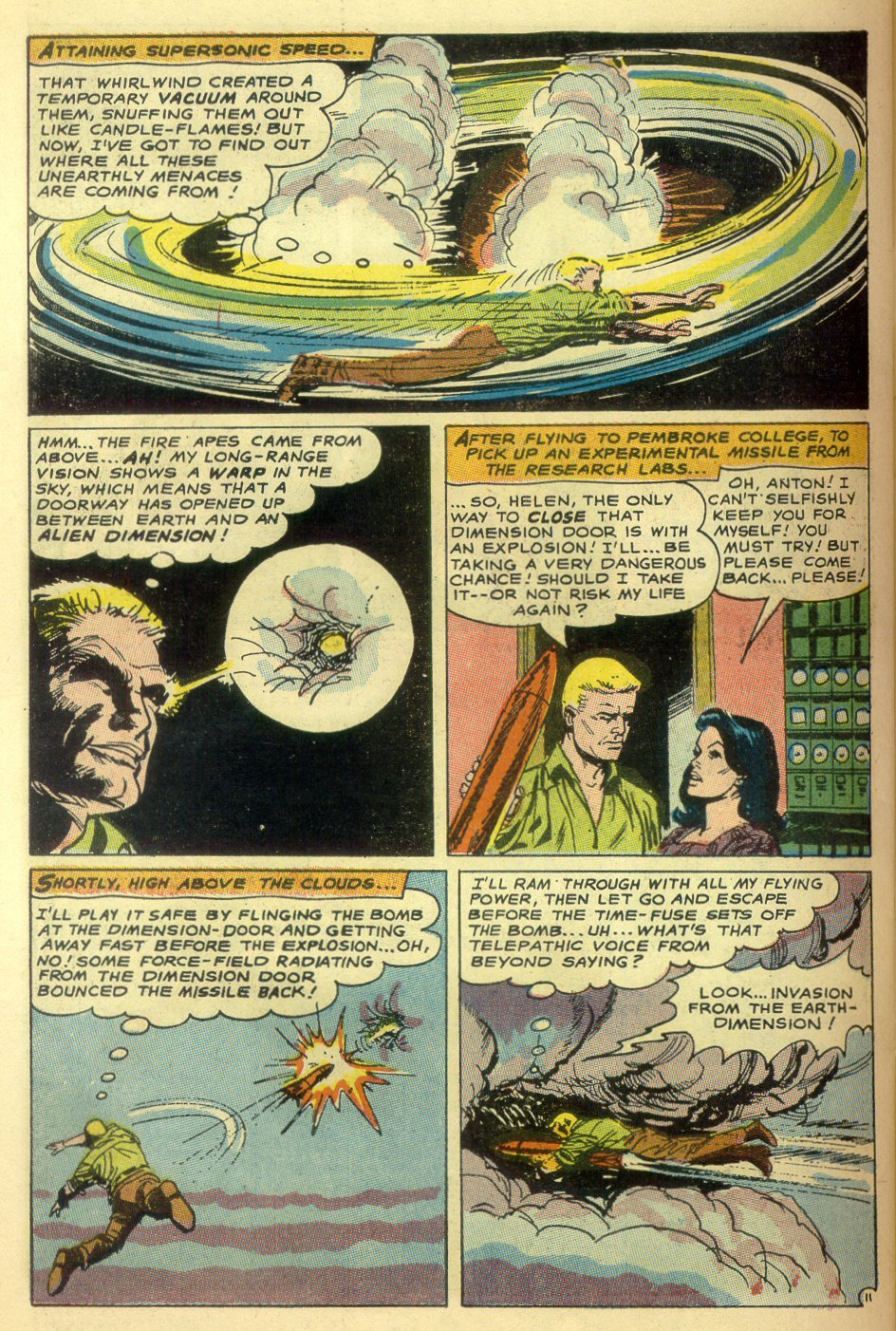 Strange Adventures (1950) issue 198 - Page 30