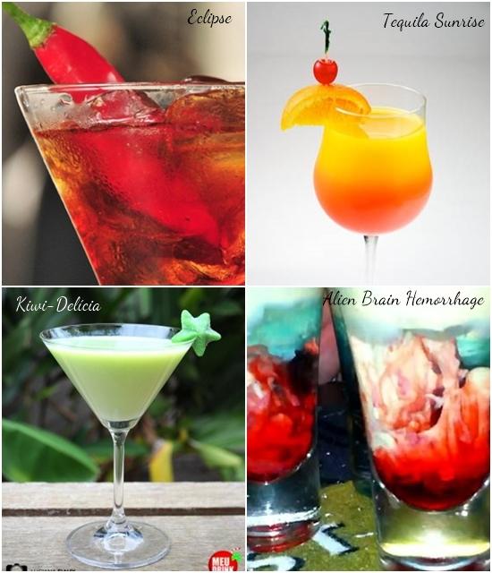 dicas de bebidas