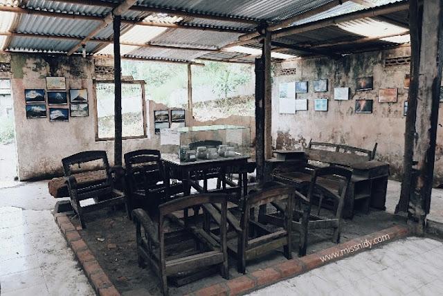 museum mini sisa hartaku - lava tour merapi yogyakarta