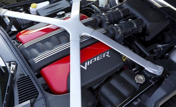 2018 Dodge Viper Engine