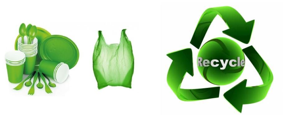 WeToHelp - Help for General Queries : Bioplastic ppt