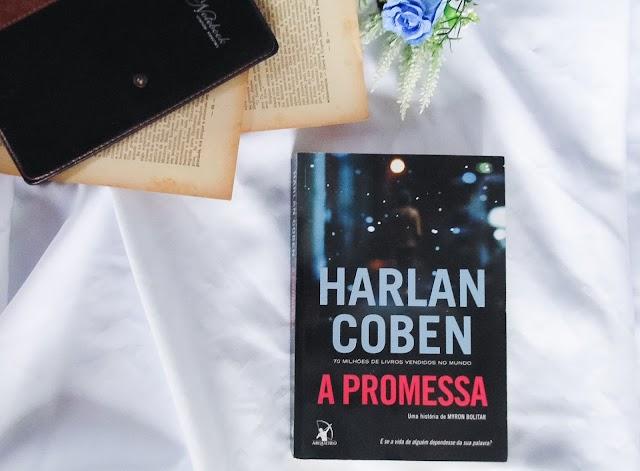 [RESENHA] A Promessa – Harlan Coben (Editora Arqueiro)
