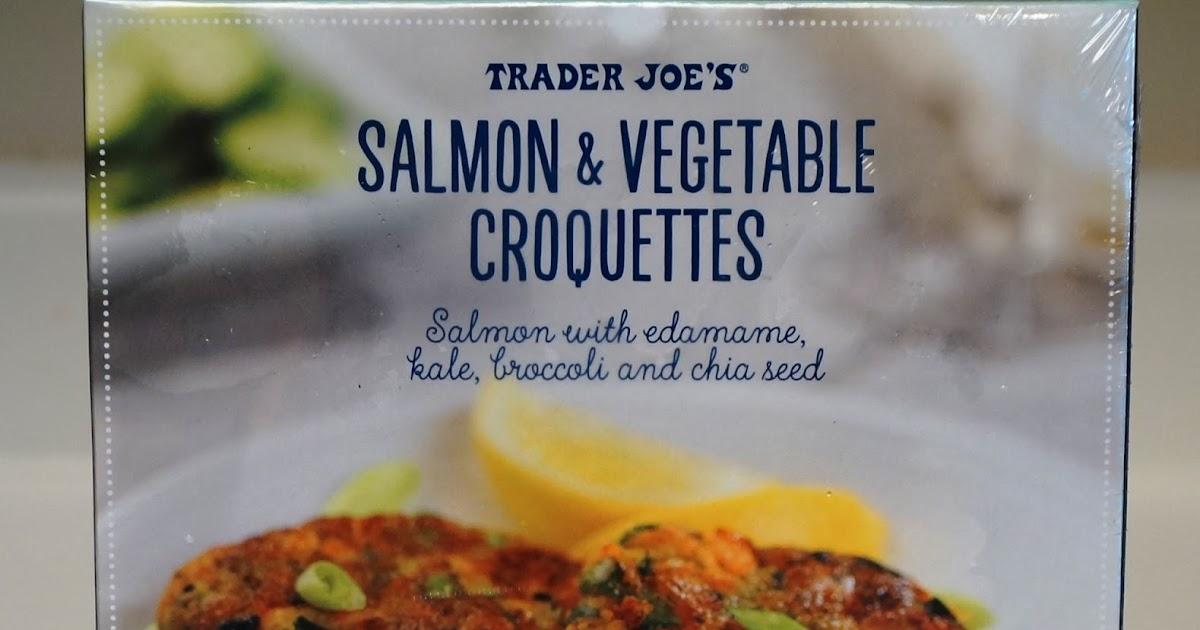 Joe For Oil >> Exploring Trader Joe's: Trader Joe's Salmon & Vegetable ...