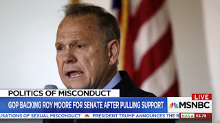 Doug Jones attacks: Moore belongs in prison, not the U.S.Senate