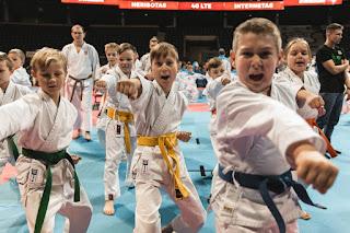 Karate turnyras vaikams