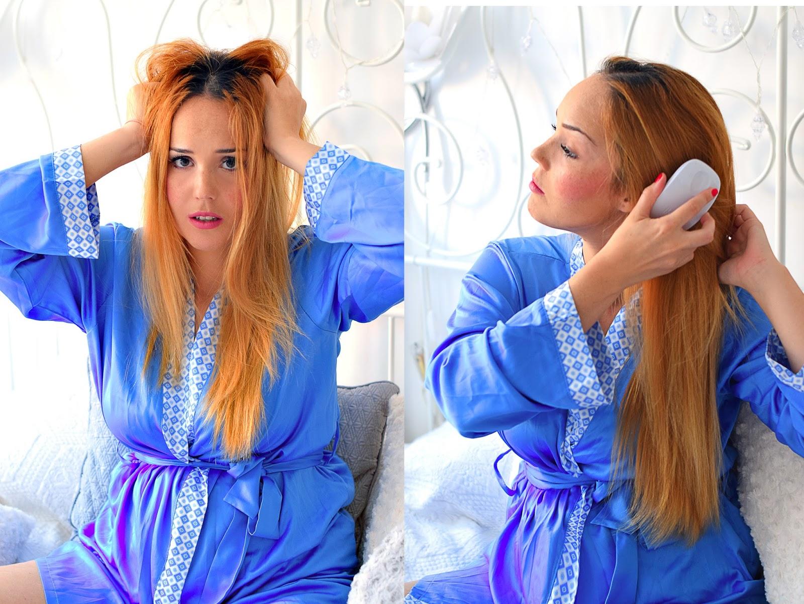 nery hdez, ikoo brush, cuidado del pelo, beauty,