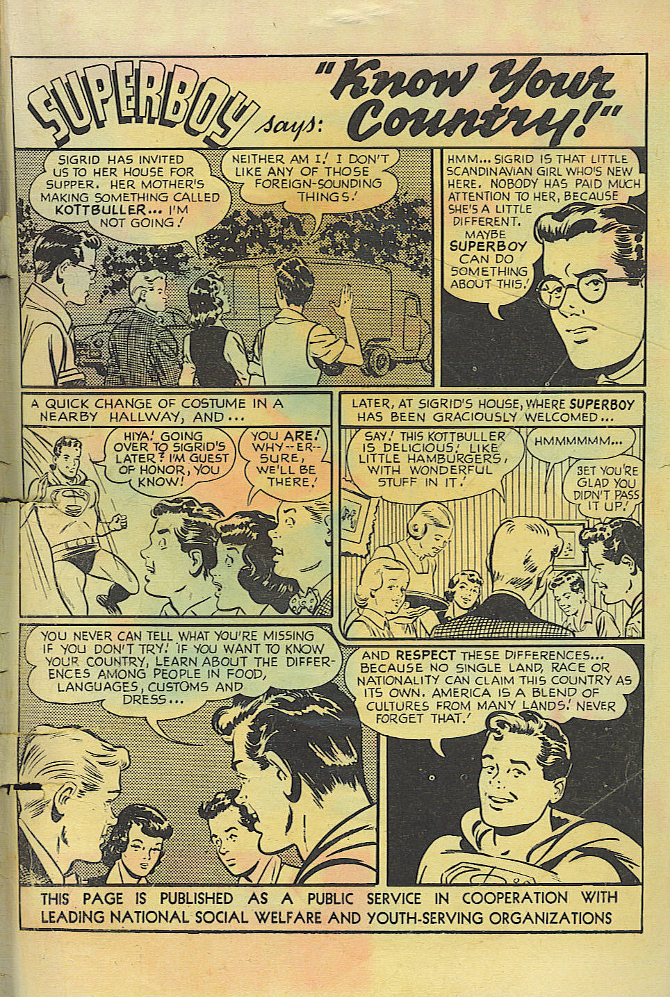 Read online Action Comics (1938) comic -  Issue #157 - 43