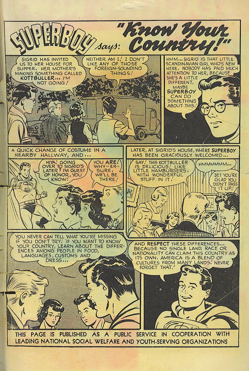 Action Comics (1938) 157 Page 42