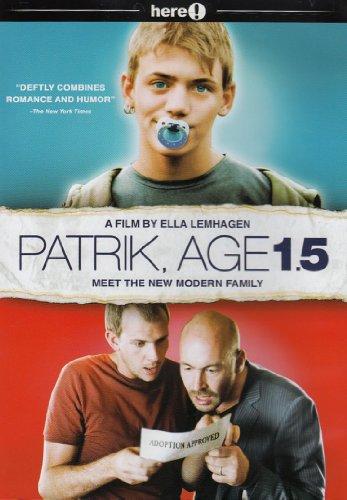 VER ONLINE Y DESCARGAR: Patrik, edad 1.5 - Pelicula - Suecia - 2008