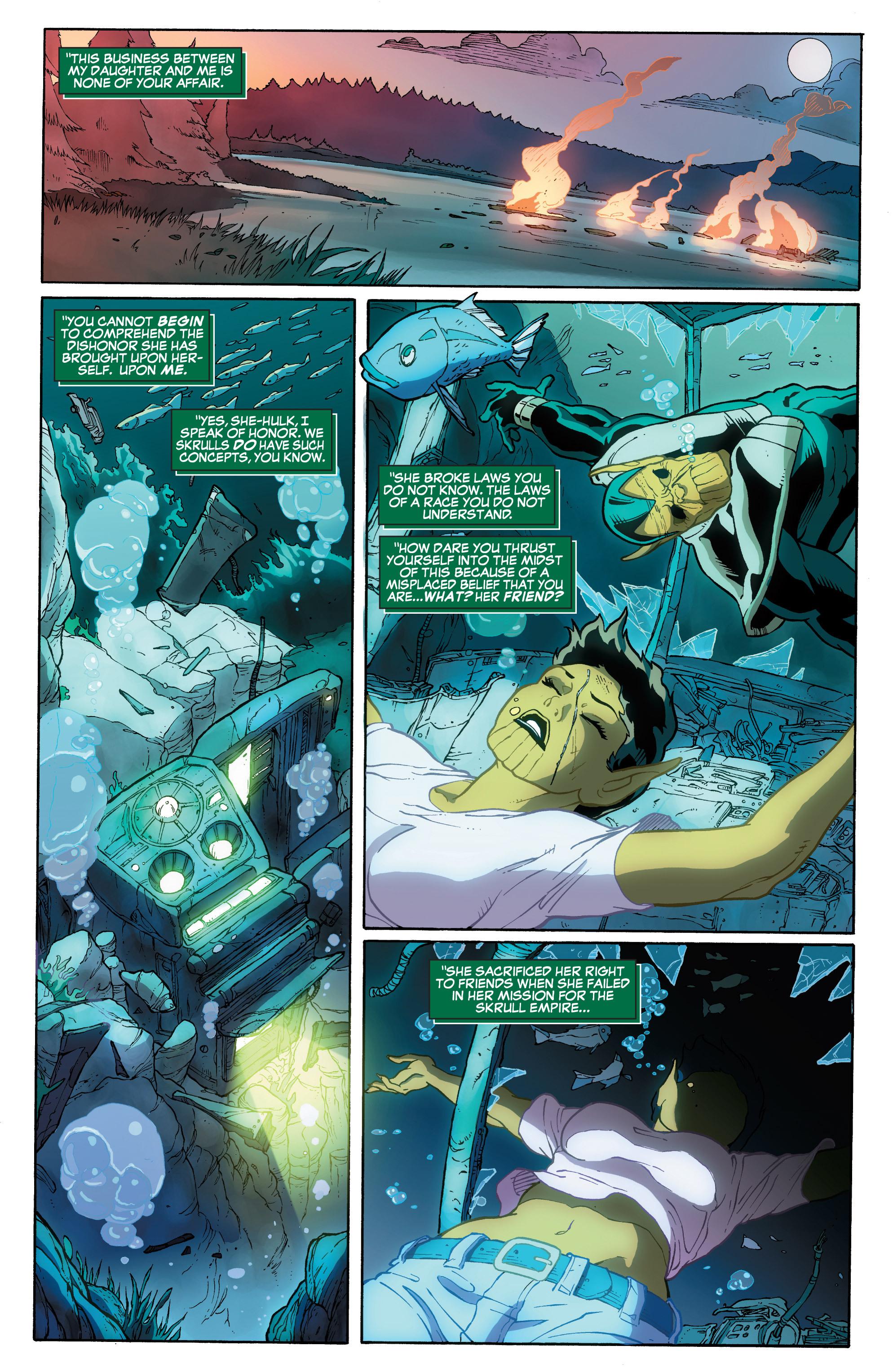 Read online She-Hulk (2005) comic -  Issue #33 - 7