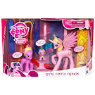 My Little Pony Royal Castle Friends Princess Celestia Brushable Pony