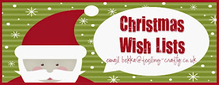 Check out the Feeling Crafty Wish List Service and get the crafty goodies you really want under the tree this year!