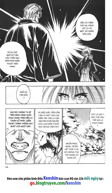 Rurouni Kenshin chap 37 trang 16
