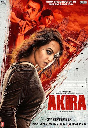 Akira 2016 Hindi Movie Download