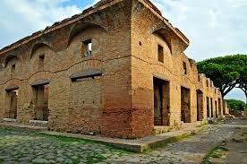 Ínsula de Diana, en Ostia
