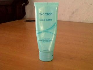 Facial Wash Wardah