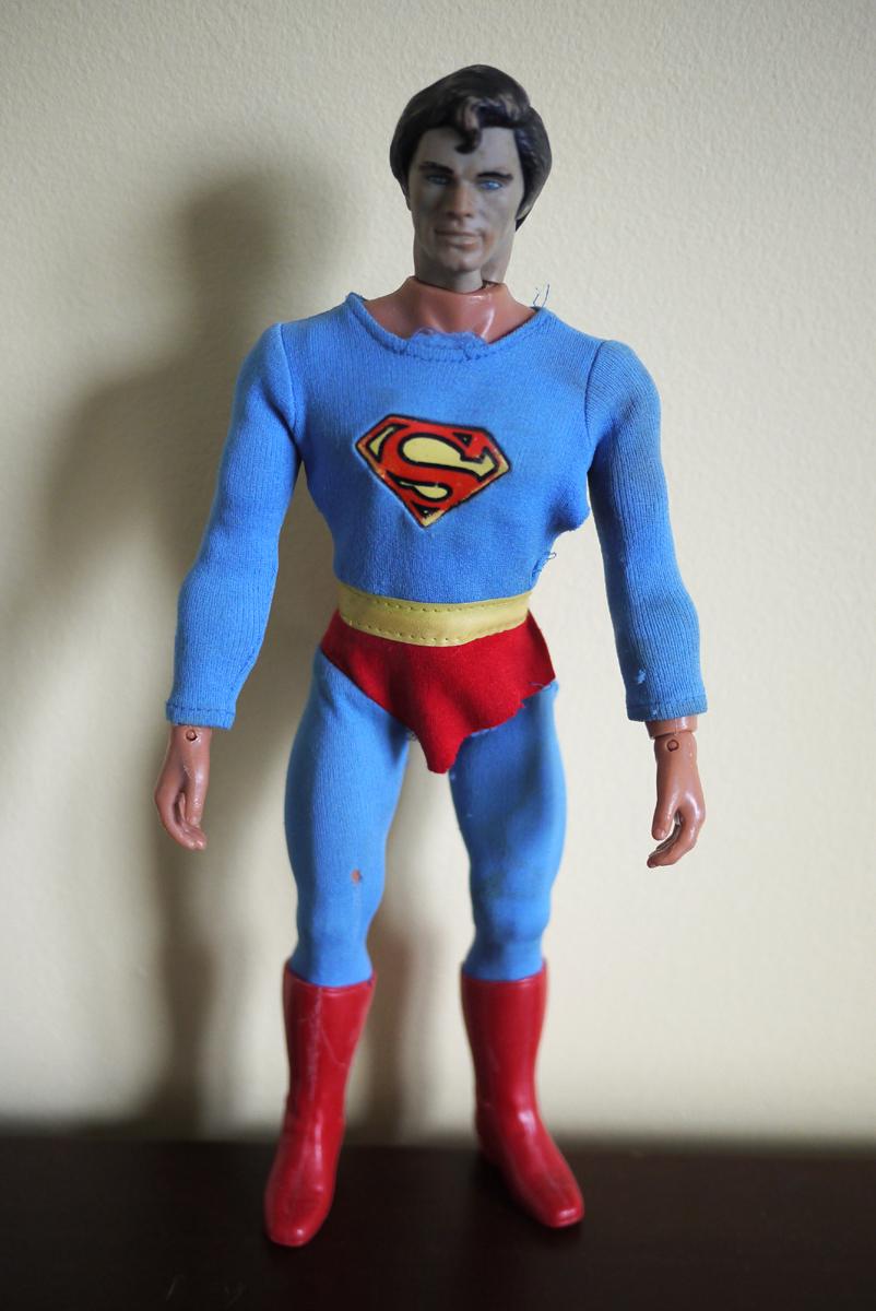 Vault 1541 Youtube Superman  Wonder Woman Stuff 70S -3836