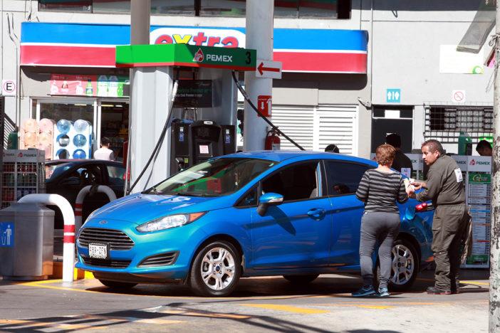 Los beneficiarios, un pequeño grupo de gasolineros