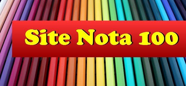 01 Site Nota 100 Presente