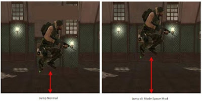 "`Update ""Space Mode"" Point Blank Indonesia"