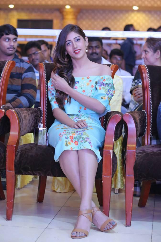 Chandini At Samanthakamani Pre Release Event Stills