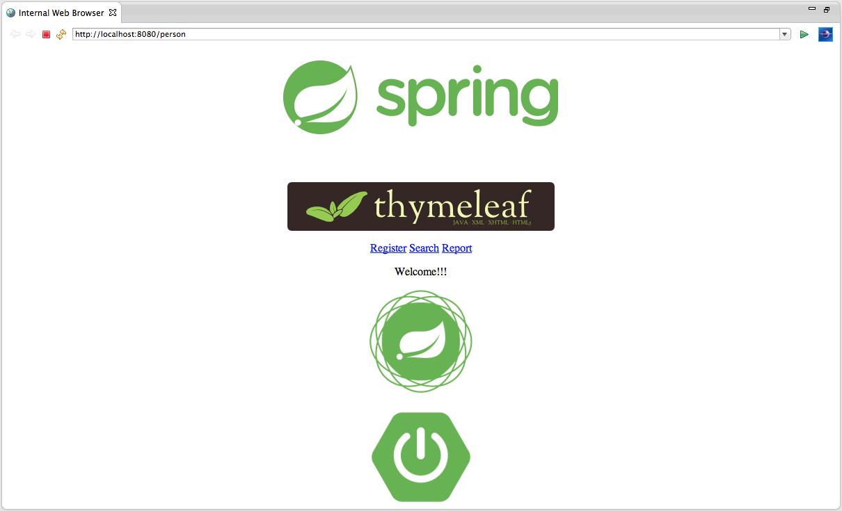 Spring Boot: Persistence & Transaction - Web & Thymeleaf | Manuel