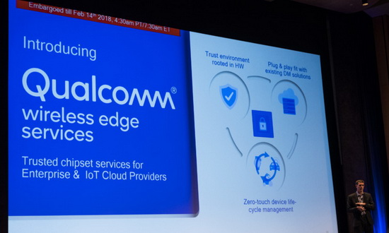 Qualcomm Technologies Announces the Introduction of Qualcomm