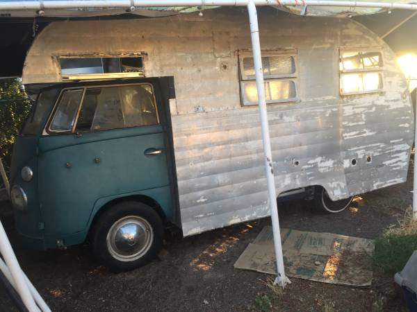 1962 VW Bus RV Project | vw bus wagon