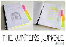 The Writer's Jungle review from a muslim home school