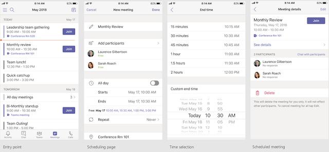 تطبيق Microsoft Teams يحصل على ميزات جديدة على أندرويد و iOS