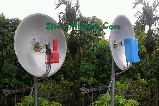 Kreasi Antena Modem Untuk Memperkuat Sinyal Modem