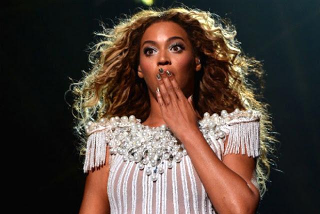 Beyoncé, não pode tocar!