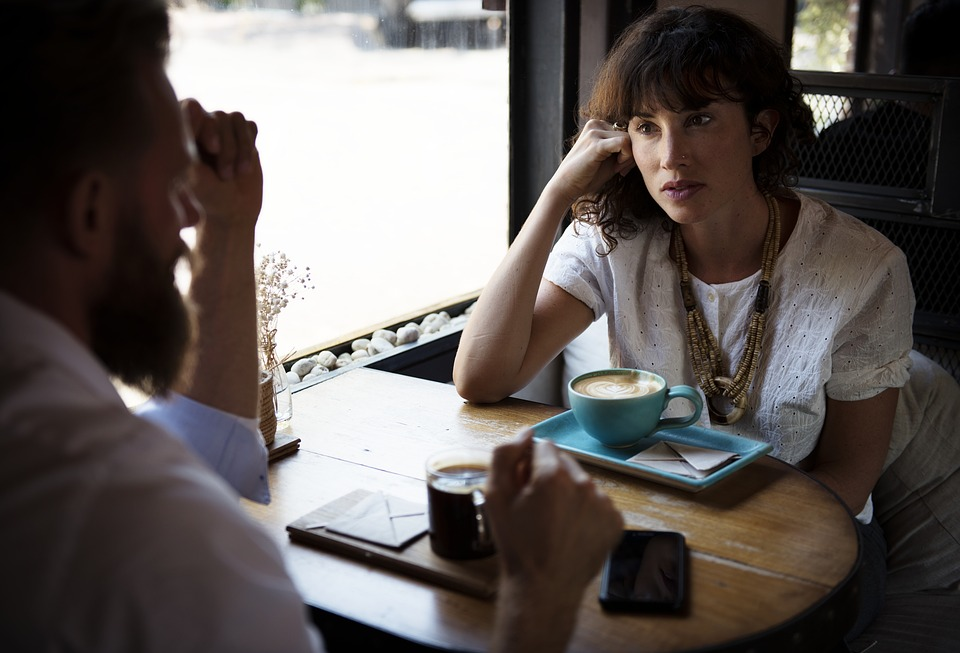 Woman Listening To Be More Understanding Pixibay Image