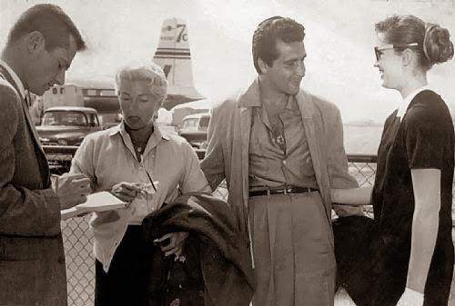 Lana Turner, omicidio compagno John Stompanato