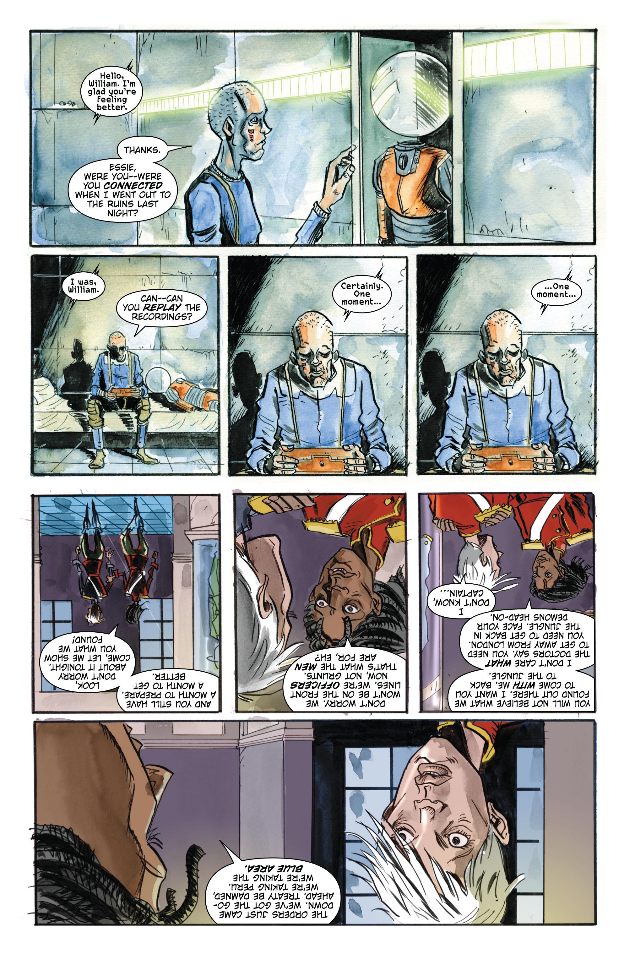 Read online Trillium comic -  Issue # TPB - 125