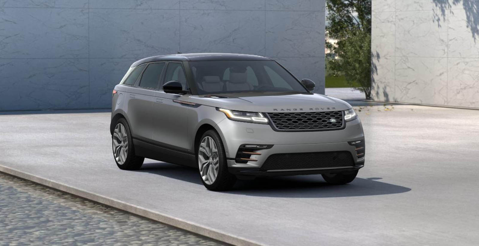 Range Rover Velar Configurator Shows You How To Double The