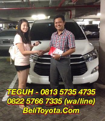 Info Harga, Promo, Diskon, Cashback, Wiraniaga, Salesman, Ilustrasi Kredit Mobil Toyota Baru Wilayah Lamongan, Jatim
