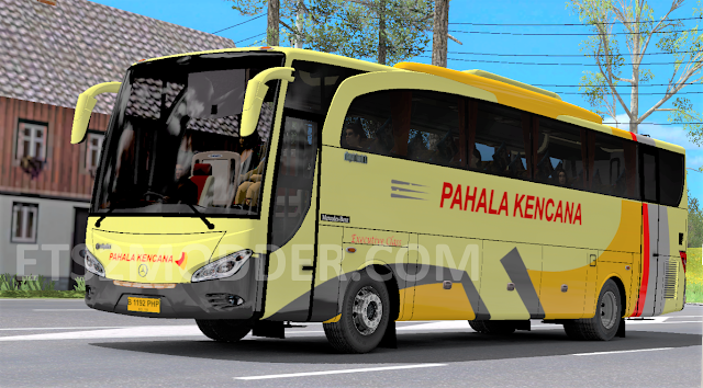 Livery Pahala Kencana new Series jbhd 1626 edit diny v3 by kupril