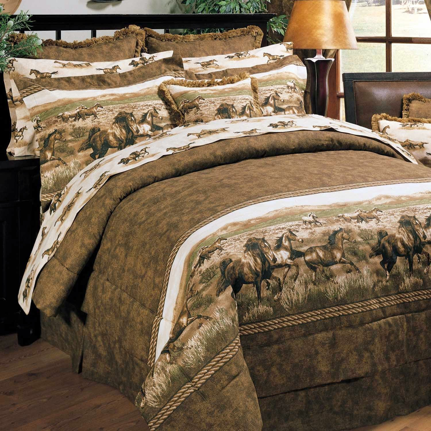 Western Comforter Bedding Sets