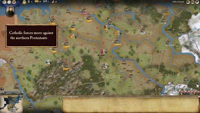 تجربة العبة تلاتون عاماً من الحرب Thirty Years War