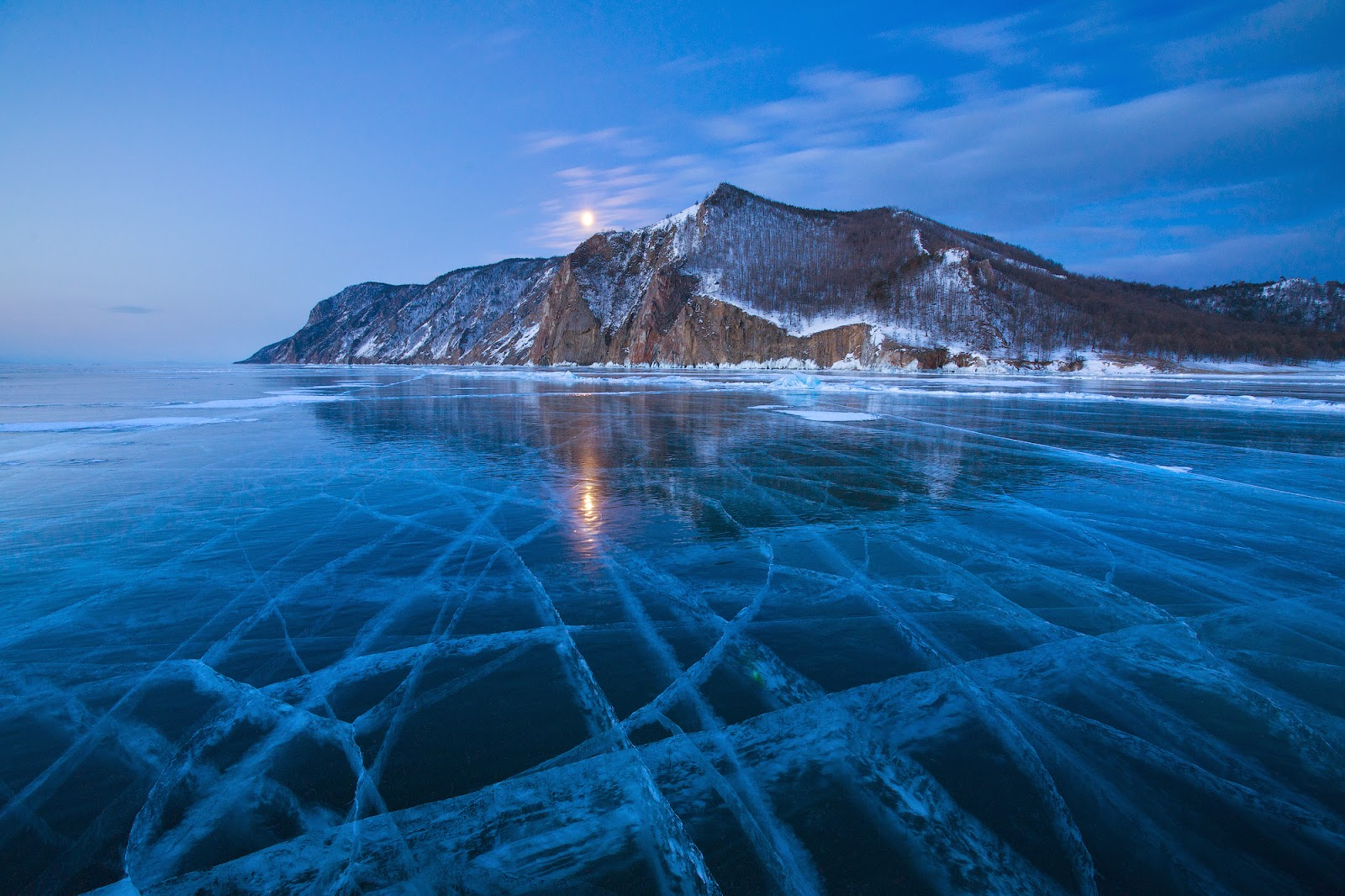 Clearest Water In The World Lake Baikal Russia Vdudesv