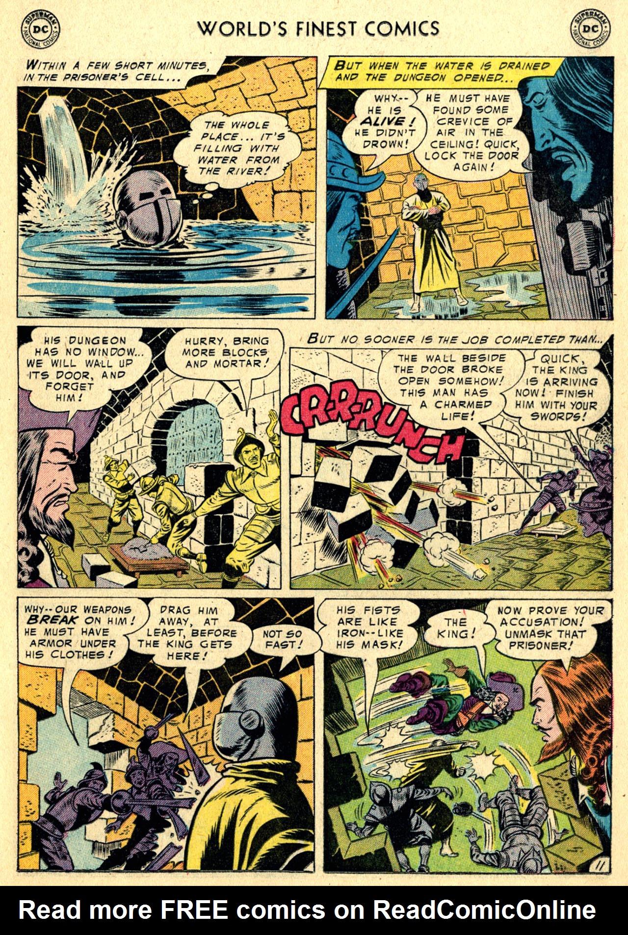 Read online World's Finest Comics comic -  Issue #82 - 13