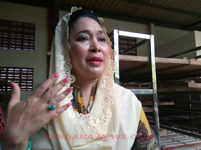 Wakil Ketua Komisi IV DPR RI Titiek Soeharto