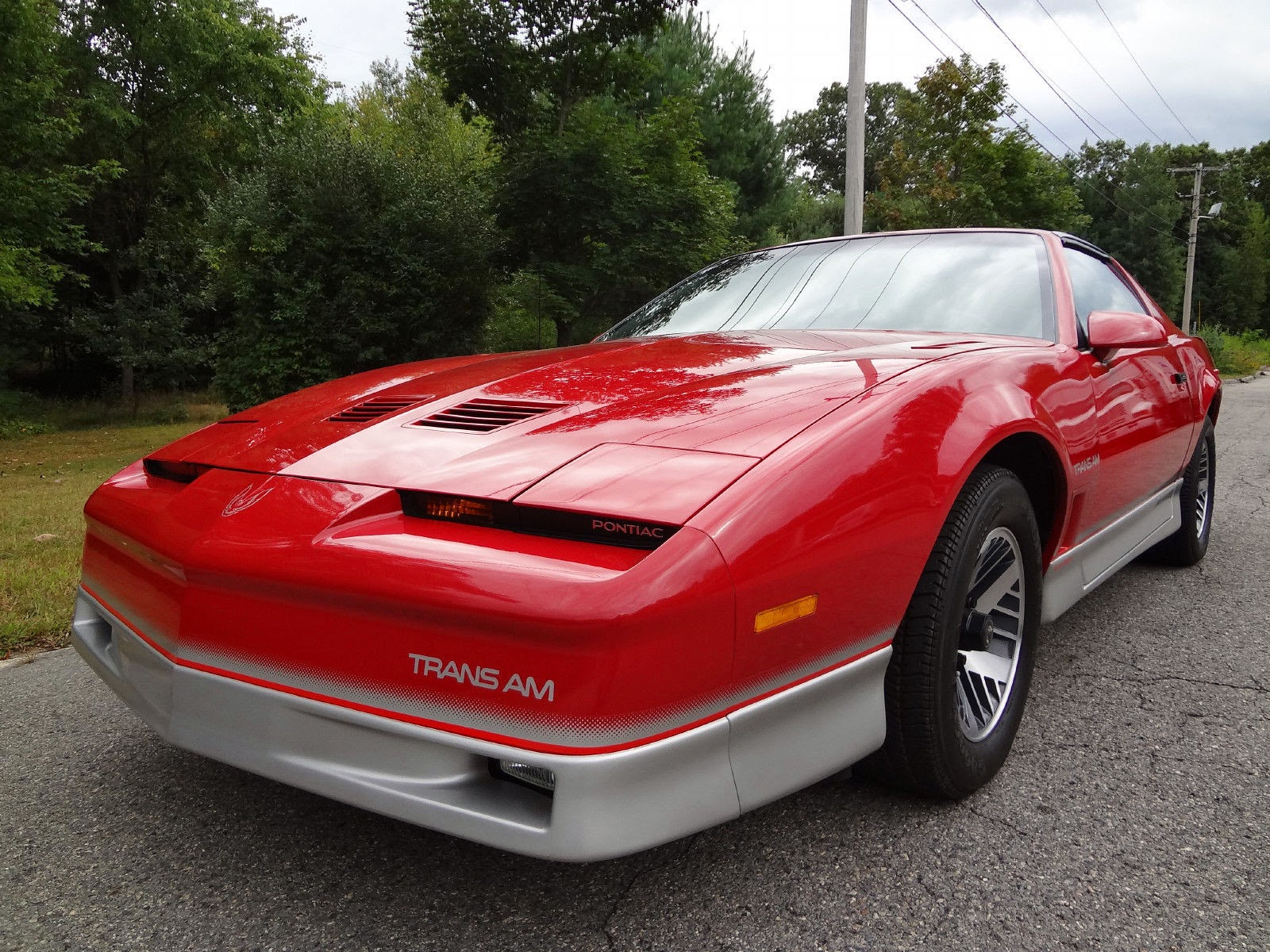 All American Classic Cars 1985 Pontiac Firebird Trans Am