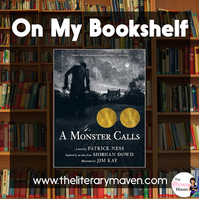 In A Monster Calls by Patrick Ness, Conor is struggling to accept that his mother is losing her fight against breast cancer and holds out hope that a monster, in the form of a yew tree, will have a way to help him. Read on for more of my review and ideas for classroom application.