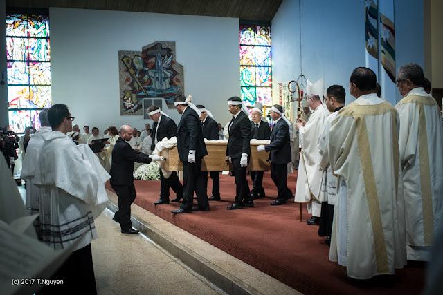 Hình ảnh thánh lễ an táng Đức Cha Dominicô Mai Thanh Lương - Ảnh minh hoạ 28