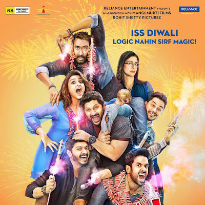 Golmaal Again Movie HD Poster Photo