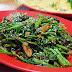 Resep Cah Kangkung Cumi Saus Tiram ala Restoran China